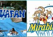 ASSOCIAZIONE PUZZLE organizza una bellissima gita per grandi e piccoli  Mirabilandia  &  Aquafan (Riccione) con Partenza 09 Luglio al 10 Luglio