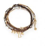 Reina Necklace - Neutral - $20