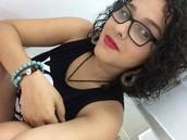 Ana Carolina Cavalcante Gomes_ voluntária na Penha