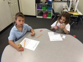 Reviewing math concepts