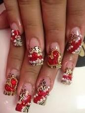 Te regalo una aplicación de uñas!!!!