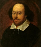 these two pictures are here because I didn't know how to get rid of them. So enjoy more of shakespeares ugly mug