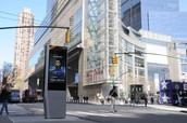 Posterscope's First Activation on LinkNYC: Chevrolet Cruze