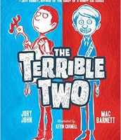 The Terrible Two by John Jory