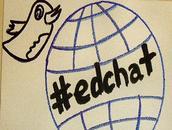 #edchat Tuesdays Noon & 7pm EST