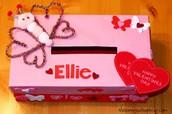 Valentine Mailbox