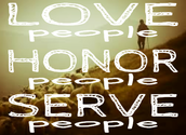 IN THE MIDDLE OF IT -  Serve People