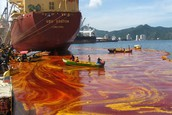 Major Sources of Oil Pollution in Waters Worldwide