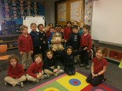 A visit from George Washington