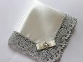Her mothers handkerchief