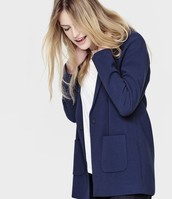 Dames oversized blazer