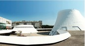Centro Cultural de Le Havre - Le Havre - França