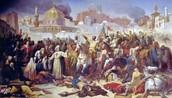 ההגעה אל היעד - ירושלים
