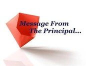 Message from the Principal