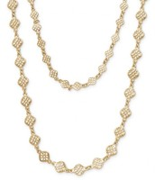Devon layering necklace- gold