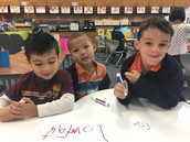 writing sight words