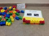 ABC Center-Alphabet Legos