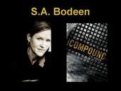 Author S.A. Bodeen visits FCHS on December 2, 2015