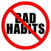 """""""A change in bad habits leads to a change in life.""""  -Jenny Craig"""