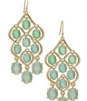 Hannah Chandelier earrings - $25