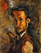 William Johnson self portrait