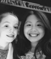Kaylie and Megan