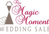 This Magic Moment Wedding Sale