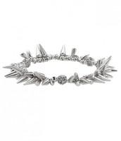 Renegade Cluster Bracelet- Silver