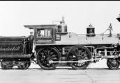 Commodore vanderbilt train