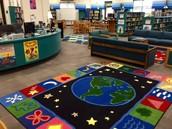 Crowders Creek Elementary School Libraries