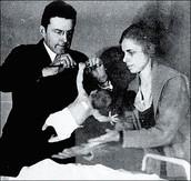 John B Watson & Rosalie Rayner