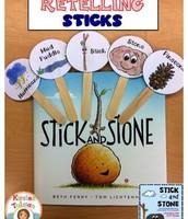 Stick and Stone Retelling