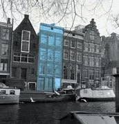 Anne Frank House an Amsterdam Higlight.