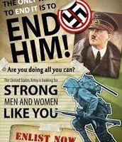 Hitlers posters
