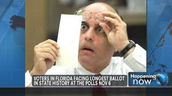 Ballot Fatigue