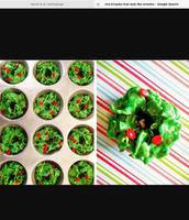 Rice Krispies wreaths