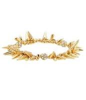 Renegade Stretch Bracelet -Rose Gold $30
