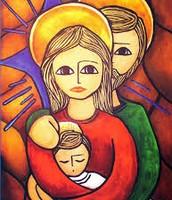 la familia del marianismo