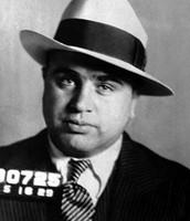 Al Capone FBI.