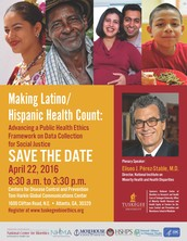 Making Latino/Hispanic Health Count: Advancing a Public Health Ethics Framework on Data Collection for Social Justice