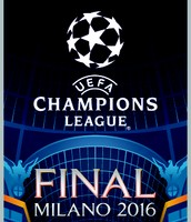 logo Champions league FINAL