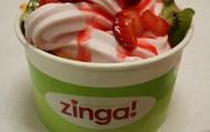 Zinga in the Kings Park Shopping Center at 8942 Burke Lake Road in Burke
