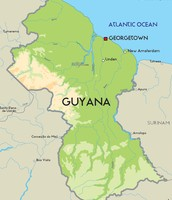 a picture of guyana