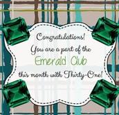 Emerald Club $200-$499!