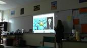 Amanda Knapp - 8th Grade Language and Liturature