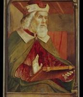 Hippocrates By Berruguete