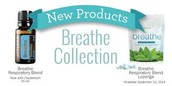 Breathe Blend and Respiratory Drops
