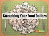 Plan: Here are some tips to save Money for Food