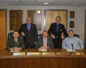 Our board of commissioners.