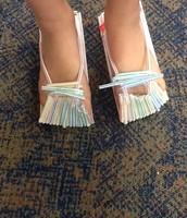 Creating STEM sandals